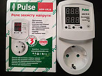 Барьер розеточный (реле напряжения) 16А Pulse ARM-VR16