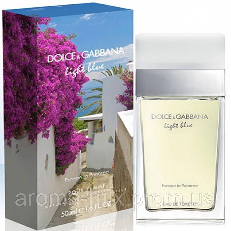 Dolce&Gabbana Light Blue Escape to Panarea - женская туалетная вода