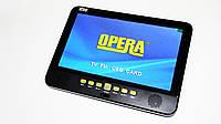 "Портативный телевизор Opera NS-1001 10"" USB+батарея"