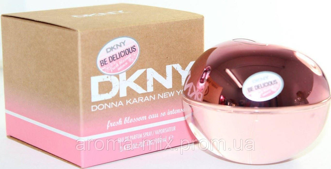 Donna Karan DKNY Be Delicious Fresh Blossom eau so intense - женская туалетная вода