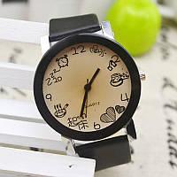 Необычные наручные часы - Еда