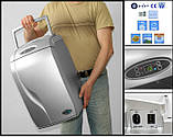 Авто-холодильник Abarqs 20л 12V-230V Сребрянный, фото 3