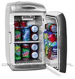Авто-холодильник Abarqs 20л 12V-230V Сребрянный, фото 2