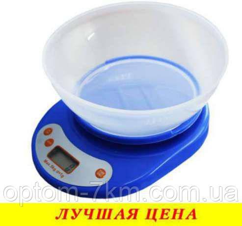 Весы кухонные Scale EK-2 5kg Wimpex am
