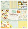 Набор бумаги Babyboo Boy Scrapbook Kit Grace Talor GS1560