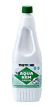 Жидкость для биотуалетов Аqua Кem Green 1,5л