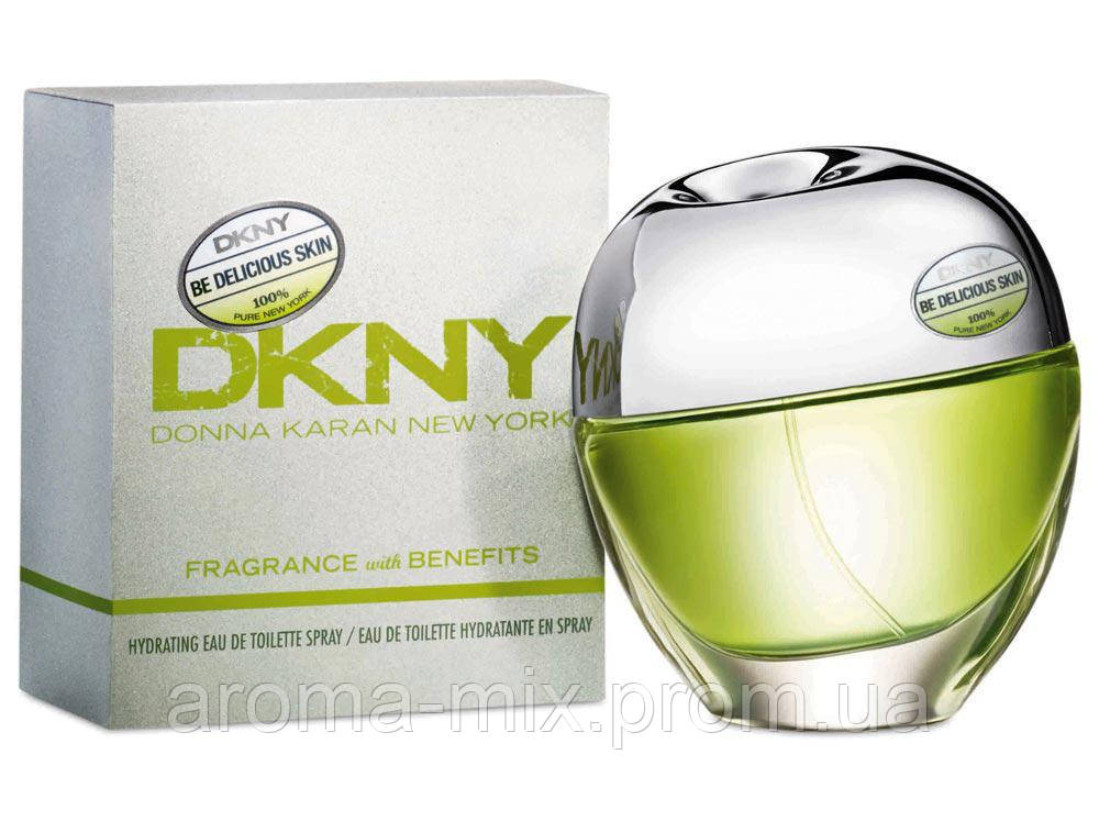 Donna Karan DKNY Be Delicious Skin Hydrating - женская туалетная вода