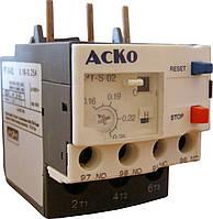 Реле тепловое для магнитного пускателя PT-S 02 (0.16-0.25A)