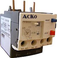 Реле тепловое для магнитного пускателя PT-S 03 (0.25-0.4A)