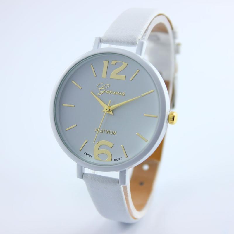 Наручные часы  Geneva белые
