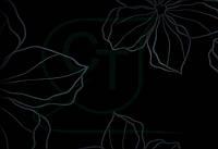 Глянцевая пленка ПВХ для МДФ фасадов Лотос черный.