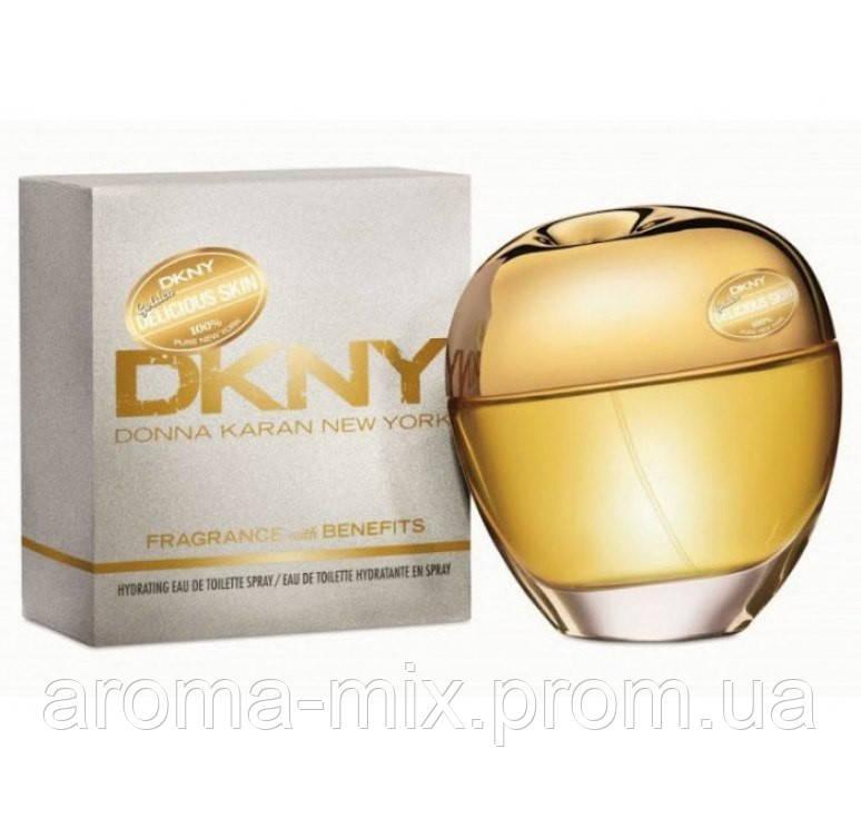 DKNY Golden Be Delicious Skin Hydrating - женская туалетная вода