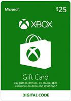 Xbox Live 25$
