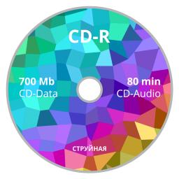Печать CD в Днепре