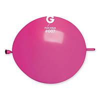 """Латексные воздушные шарики 13"""" (""""Tet-a-tet"""") пастель 07 фукция Gemar"""