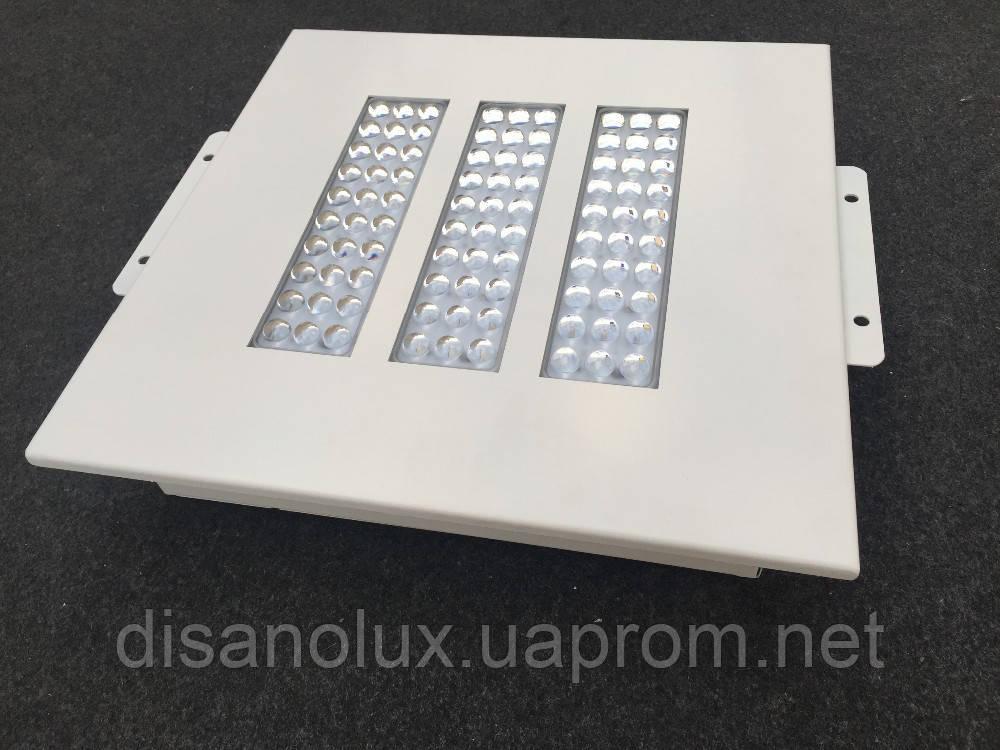 СВЕТИЛЬНИК  LED  ДЛЯ АЗС ВСТРАИВАЕМЫЙ  LED PHILIPS CL-150W -01 IP65