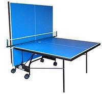 Теннисный стол GK- 4 (компакт) + теннисный набор