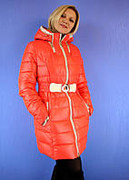Зимняя женская куртка на синтепоне KAPRE 1882 (размеры: S-2XL). DEIFY, PEERCAT, SYMONDER, COVILY, DECENTLY