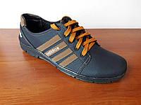 Чоловічі туфлі кросовки, фото 1