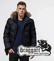 Braggart Dress Code 24712   Мужская зимняя куртка синий