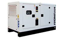 Электростанция 1-фазная HYUNDAI DHY28KSEM 28/28 кВт