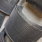 Решето на БЦС, отвір 4.5х20 мм (продільний), товщина 1.0 мм., фото 3