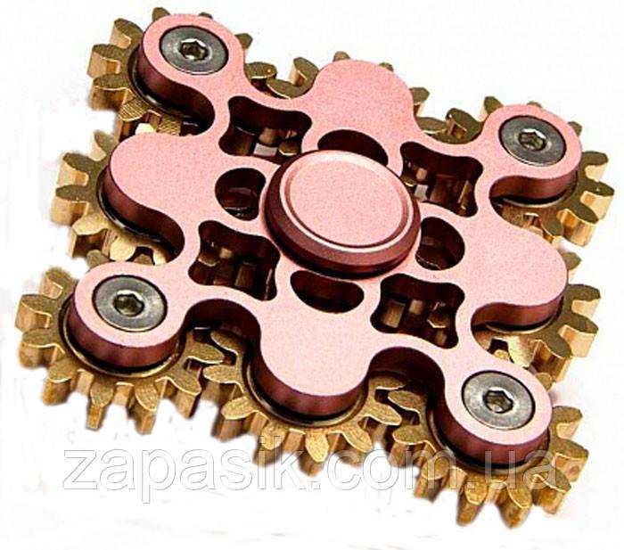 Оригинальный Прикольный Сувенир Игрушка Спиннер Toy Spinner UK B102 Вертушка Антистресс Металлический