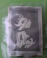Набор для «ковровой вышивки» 1 игла Далматинец