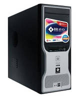 Б.У. системный блок/ Pentium Dual Core E5700/ RAM 2 Gb/ 180 HDD