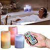 Светодиодные свечи Luma LED Scented candle свечи 3D с пультом