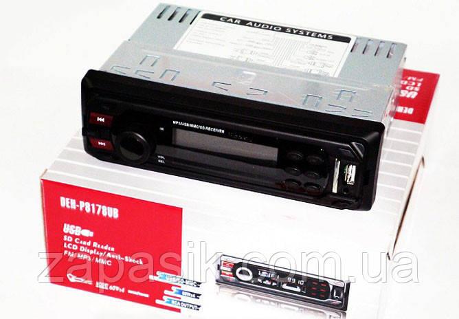 Автомагнитола MP3 8178