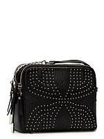 Кожаная модная женская сумка через плечо Z507-3388-2, фото 1