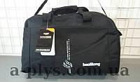 Дорожная сумка Baolilong черного цвета