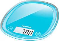 Весы кухонные sencor sks32bl на сенсорном управлении