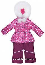Дитячий зимовий комбінезон для дівчинки від Donilo 3326 | 80-86р., фото 3