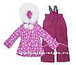 Дитячий зимовий комбінезон для дівчинки від Donilo 3326 | 80-86р., фото 2