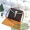 Модная сумка Louis Vuitton Луи Виттон эко-кожа дорогой Китай