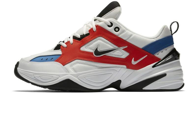 Nike M2K Tekno Red/White/Blue