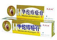 Китайская мазь от геморроя, Huatuo Piles Cream 25грм