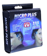 Слуховой аппарат — усилитель звука Micro Plus (Микро Плюс) склад 1 шт, фото 1