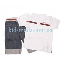 Комплект летний Gucci (шорты, футболка)