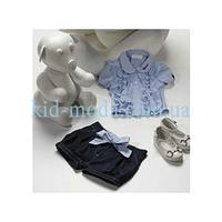 Комплект Gucci (блуза и шорты с бантом)