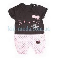 Комплект детский Hello Kitty (шорты, футболка)