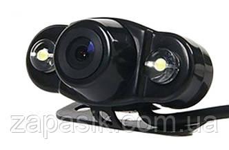 Автомобильная Врезная Камера Car Cam QWY 2D