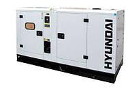 Электростанция 1-фазная HYUNDAI DHY35KSEM 32.0-35.0 кВт