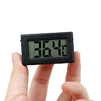 Цифровой термометр высокоточный  ТМ-1 чёрный