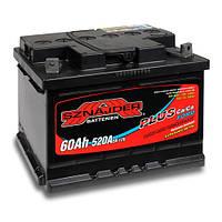 Автомобильный аккумулятор SZNAJDER Plus 6СТ- 60Aз 580A L