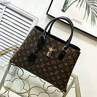 Женская модная сумка Louis Vuitton Луи Виттон качественная эко-кожа дорогой Китай