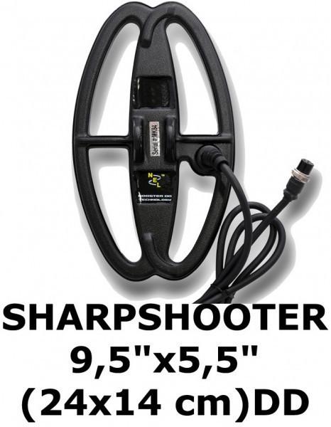 """Катушка Nel Sharpshooter 9,5х5,5"""" (Есть рассрочка)"""