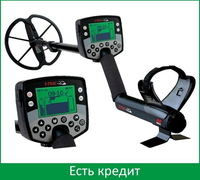 Металлоискатель Minelab Explorer E-Trac RUS (рассрочка/кредит)